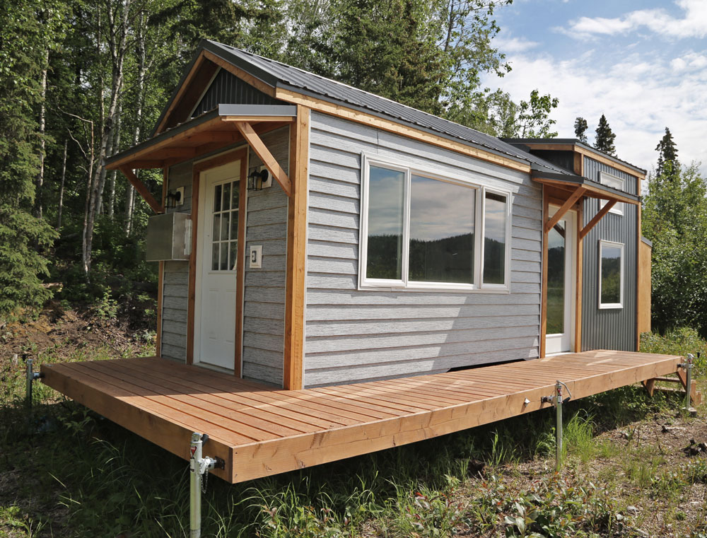 & Movable prefab tiny house for homes kit