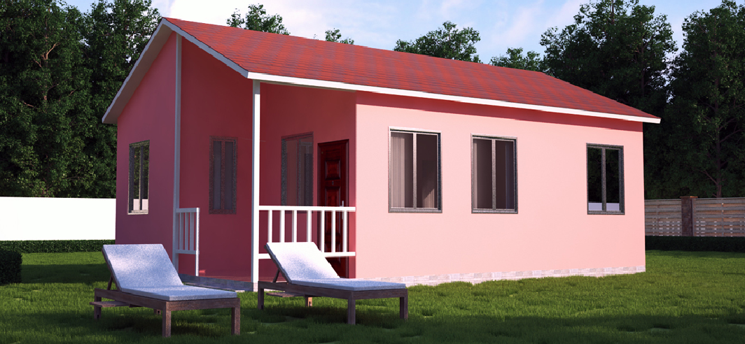 Rooms: Affordable Customized Prefab Houses