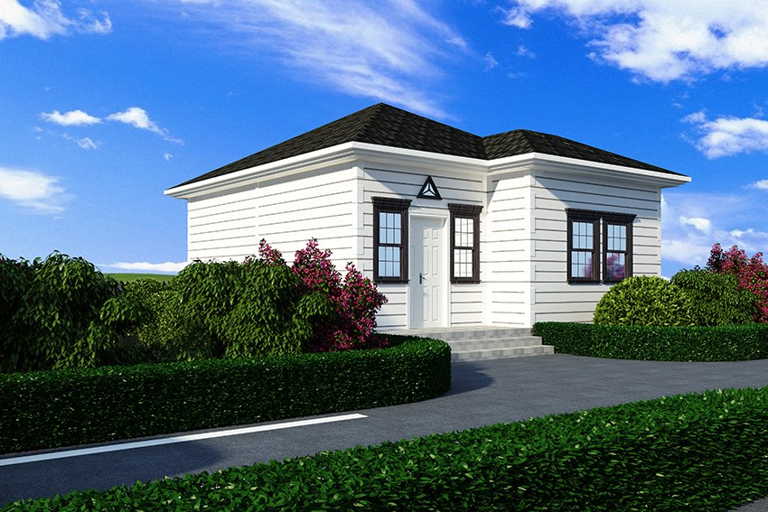 2 bedroom prefab modular homes
