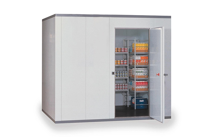 Walk-in Cold Storage Refrigeration Room