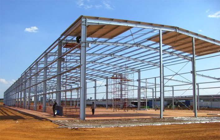 Cheapest Steel Structure Warehouse Building
