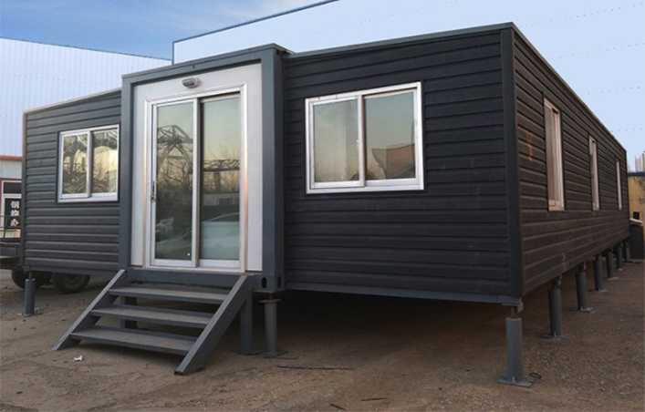 40ft expandable container house