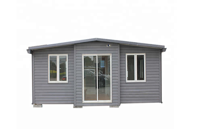 20ft / 40ft prefabricated luxury expandable container house