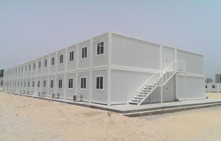 2-story container school buildings