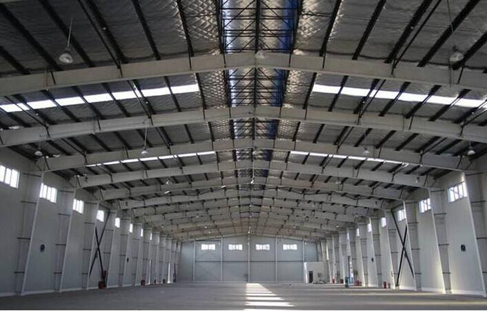 steel structure warehouse introduction and faq