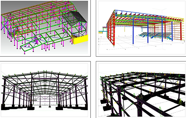 Steel Structure Building Design Cow Farm Buildings.png
