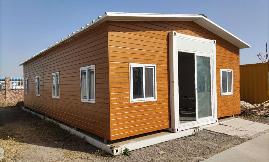 20ft Expandable Container House