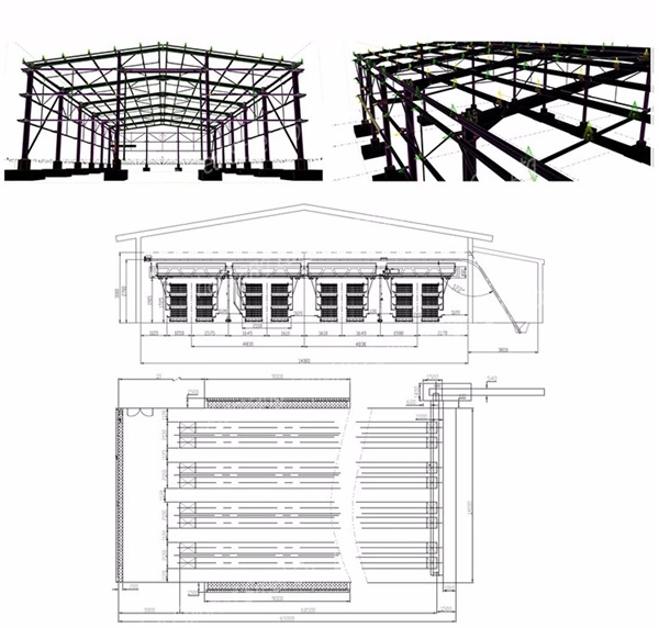 Cheap price Steel Structure Warehouse Hangar for sale .jpg
