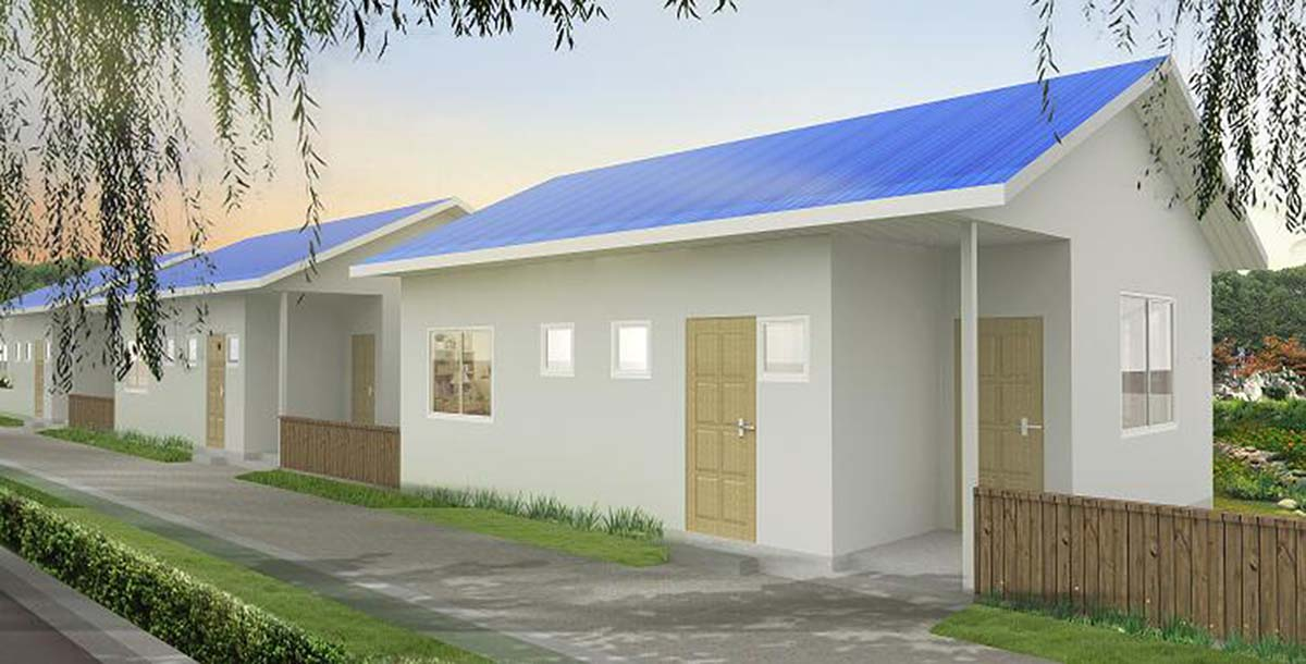 Modern And Luxury Ready Made Tropical Prefab Houses - Modular-houses-made-of-prefabs